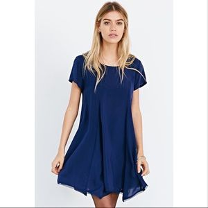 Silence and Noise Witchy T-shirt dress